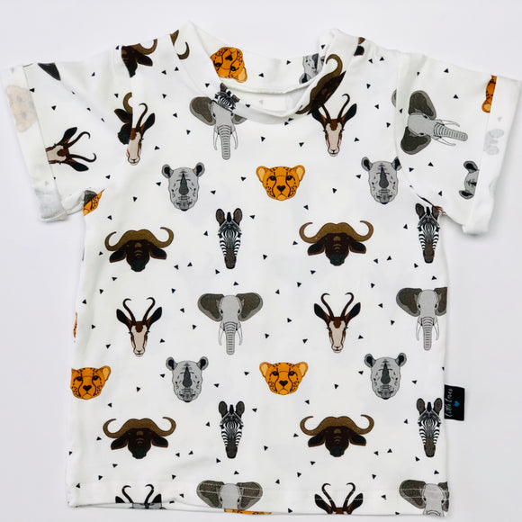 Little Loves Exclusive Safari T Shirt