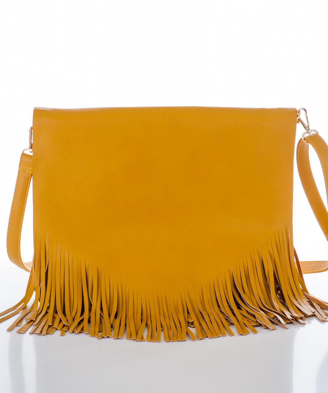 Sweetgum Heidi Crossbody in Mustard