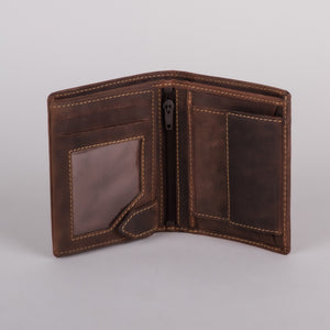 Visconti Spear Oil Brown Wallet