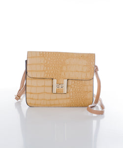 Sweetgum Harriet Crossbody in Beige
