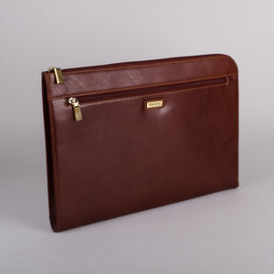 Visconti Bond Brown Document Folder