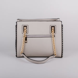 Sweetgum Roxy Handbag in Grey