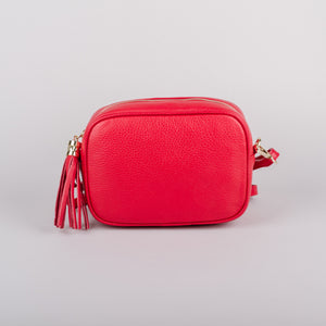 Aspen Fox Sara Crossbody in Red
