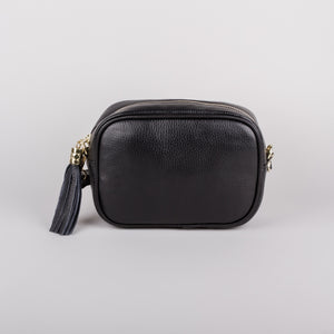 Aspen Fox Sara Crossbody in Black