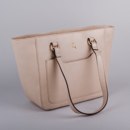 Ashwood Medium Joanna Handbag in Peach
