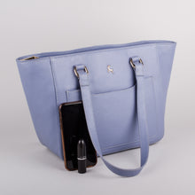 Ashwood Medium Joanna Handbag in Blue
