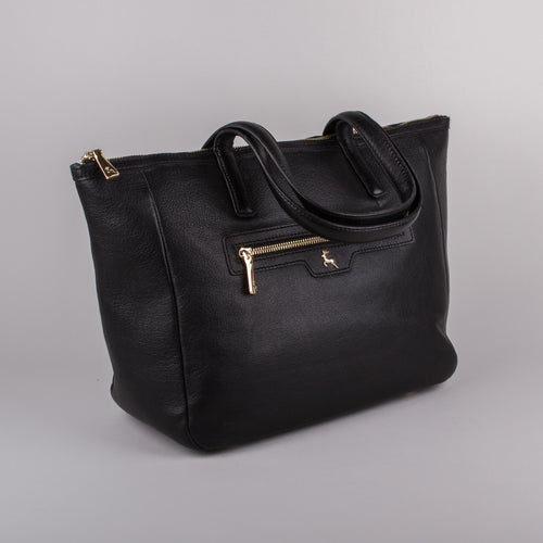 Ashwood Juliette Handbag in Black