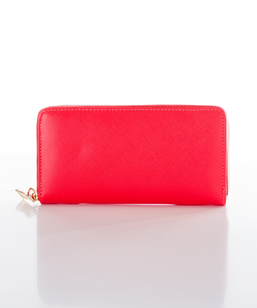 Sweetgum Georgia Purse in Red