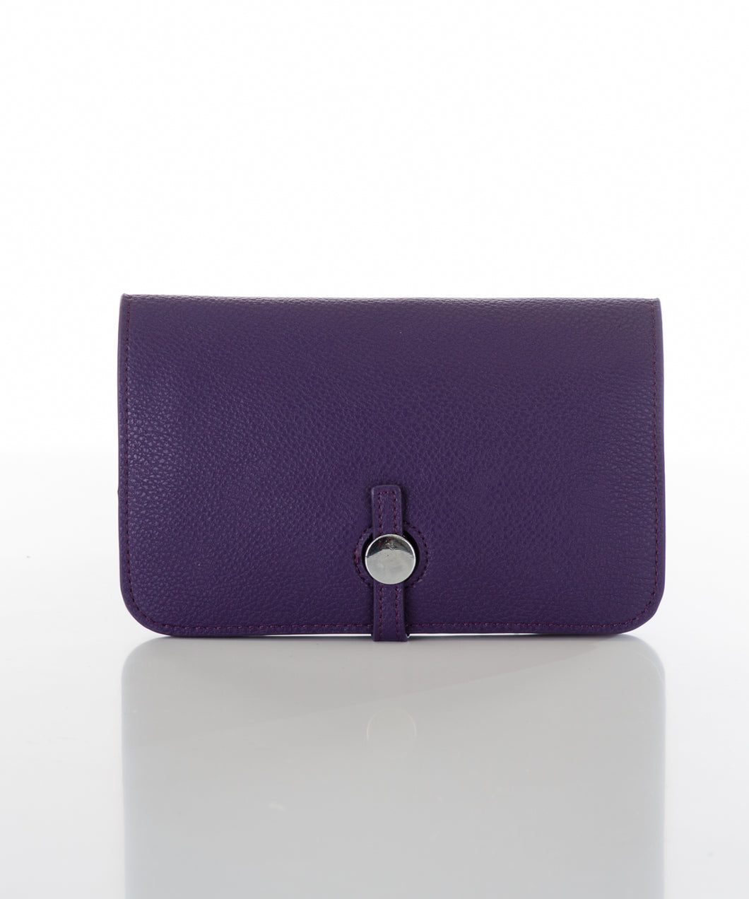 Sweetgum Lexi Purse with Pull Out Pouch in Purple