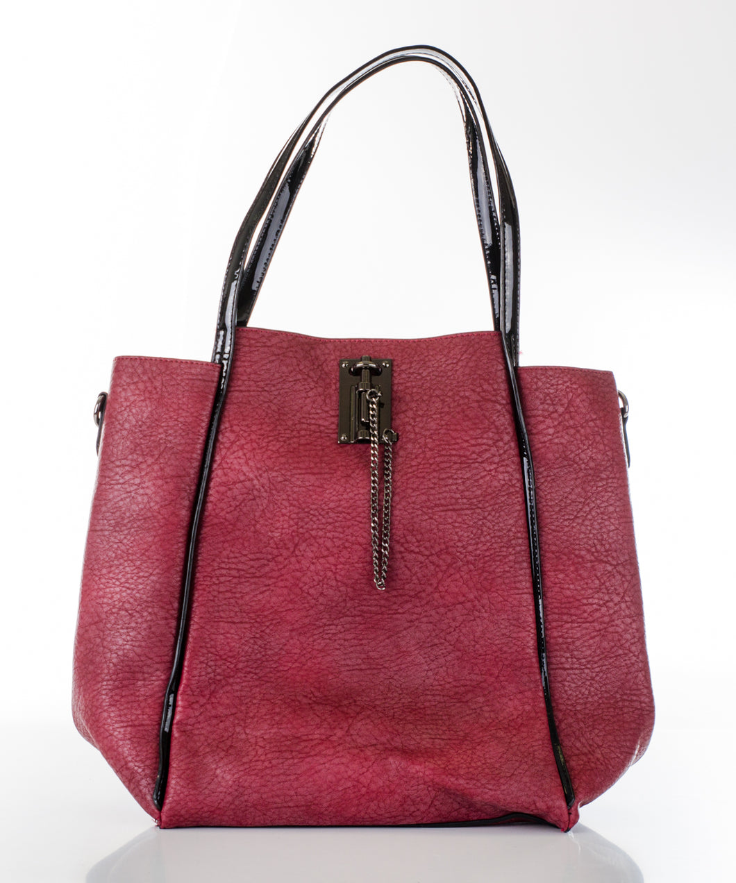 Sweetgum Grace Handbag in Red Wine