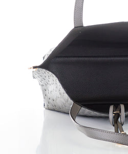 Aspen Fox Nia Handbag in Grey