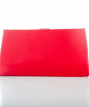 Sweetgum Sana Clutch in Red