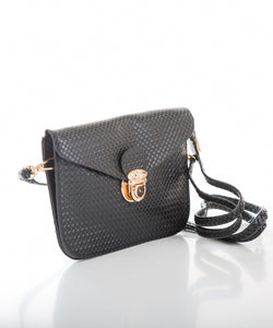 Sweetgum Willow Crossbody in Black