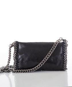 Aspen Fox Sienna Clutch in Black