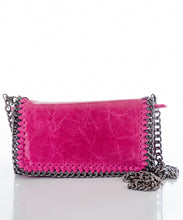Aspen Fox Sienna Clutch in Pink