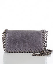 Aspen Fox Sienna Clutch in Grey