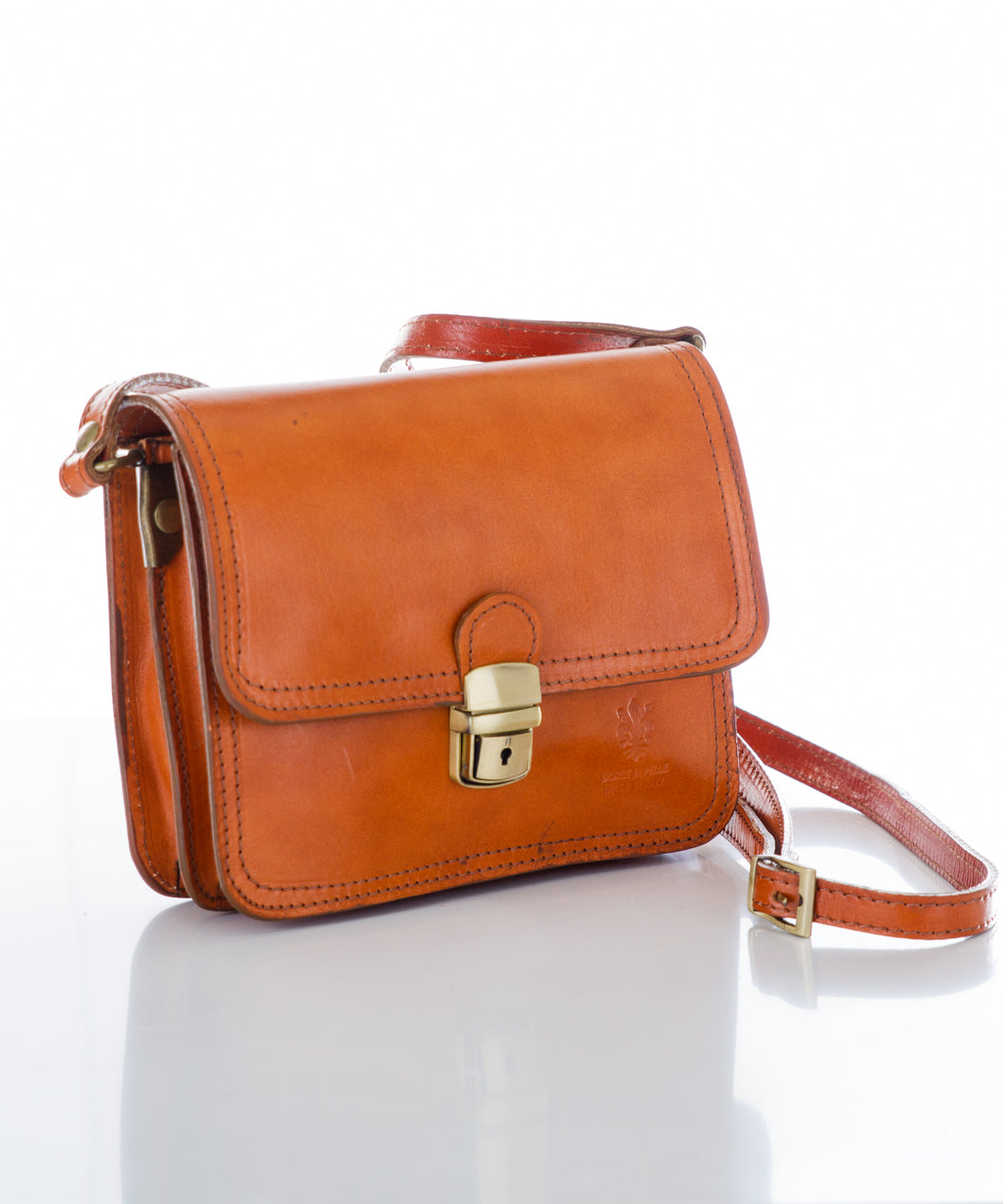 Betulla Anna Crossbody in Tan