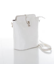 Betulla Aura Crossbody in White