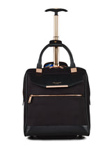 Ted Baker Albany in Black 2 Wheel Business Trolley (40cm)