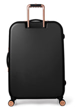 Ted Baker Beau in Black Large (79cm) 4 Wheel Suitcase