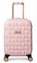 Ted Baker Beau in Pink Cabin (54cm) 4 Wheel Suitcase