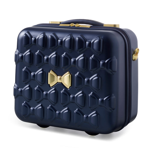 Ted Baker Beau in Navy Blue Vanity Case