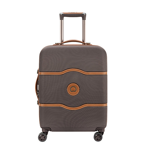 Delsey Chatelet Air Chocolate Medium (67cm) 4 Wheel Suitcase
