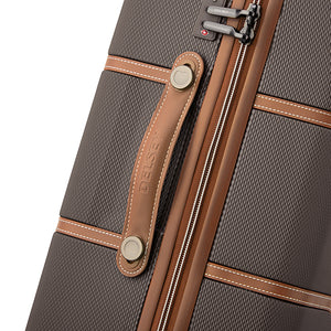 Delsey Chatelet Air Chocolate (55cm) 4 Wheel Cabin Case