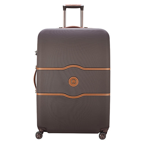 Delsey Chatelet Air Chocolate Extra Large (82cm) 4 Wheel Suitcase