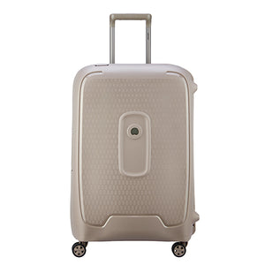 Delsey Moncey Grey Medium (69cm) 4 Wheel Suitcase
