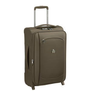 Delsey Montmartre Air 2.0 in Khaki (55cm) 4 Wheel Cabin Case