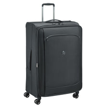 Delsey Montmartre Air 2.0 in Black Extra Large (83cm) 4 Wheel Suitcase