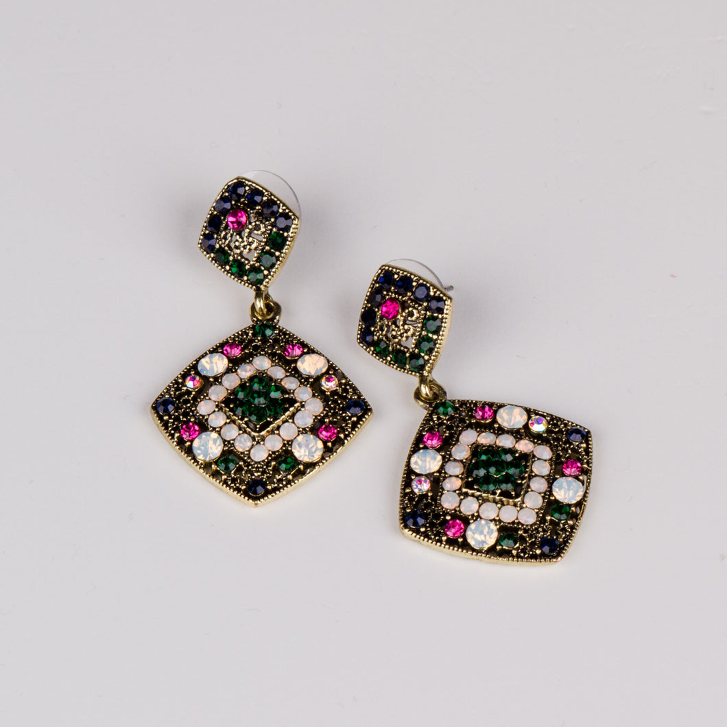 Dimple Ramaiya Jewellery Diane Earrings || Holiday Collection