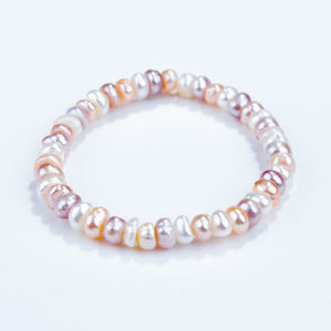 Dimple Ramaiya Clair Freshwater Pearl Bracelet || Semi Precious Collection