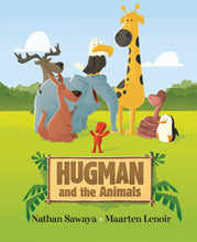 Hugman and the Animals