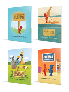 The Adventures of Hugman Complete Series