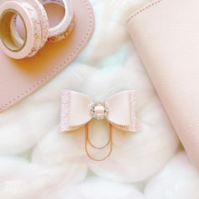 Load image into Gallery viewer, Princess Bow Planner Accessories