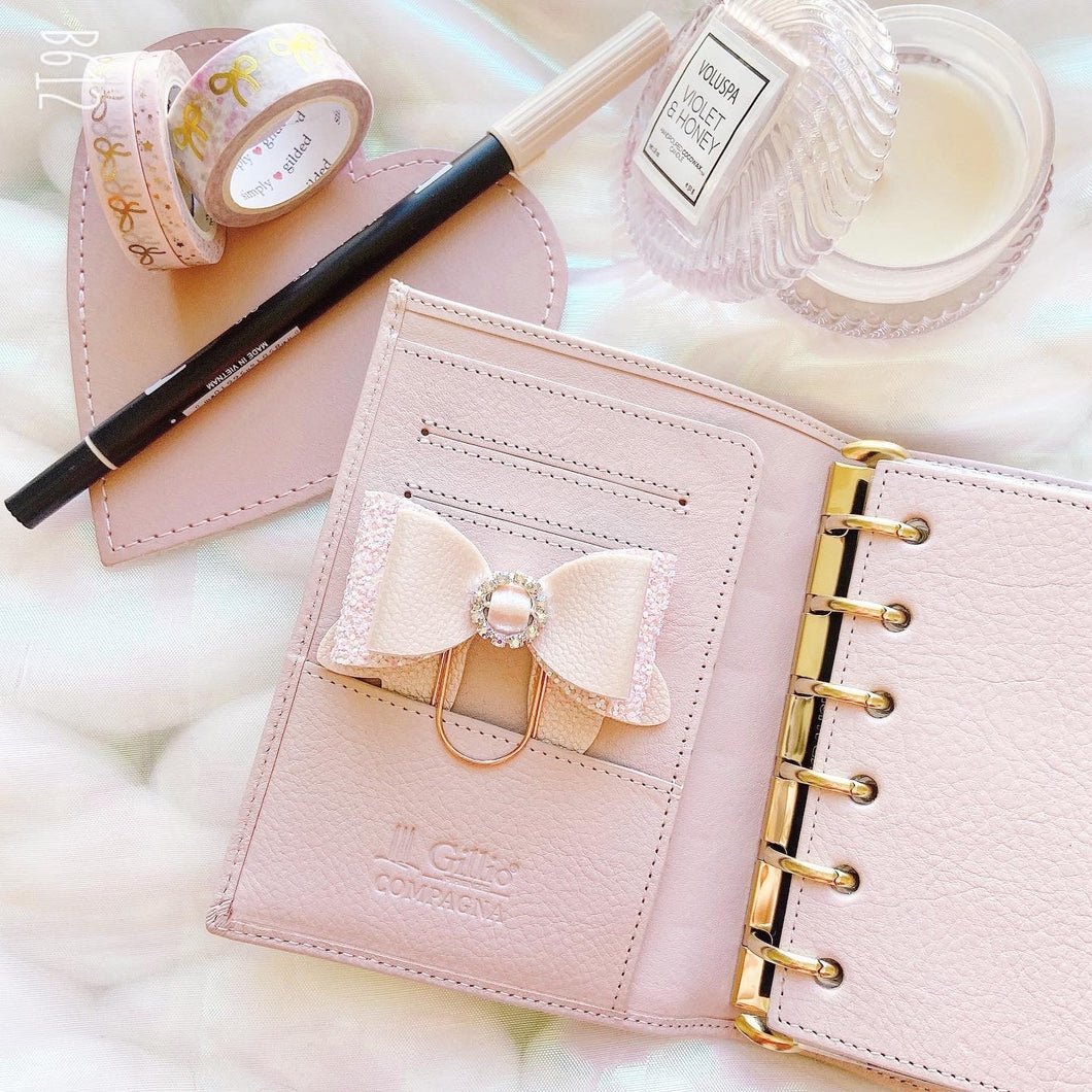 Princess Bow Planner Accessories