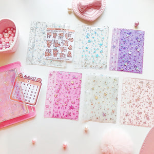 JD39 - Jelly dashboards for Micro Happy Notes - Various Colors