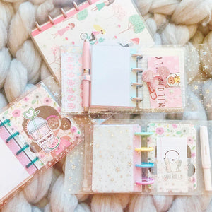 JD40 - Jelly Covers for Micro Happy Notes