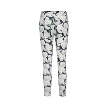 Load image into Gallery viewer, Ivory Rose Printed Legging
