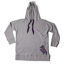 Load image into Gallery viewer, Violet Hoodie Dress