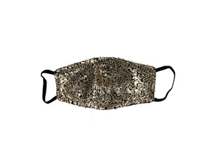Sequin Face Masks
