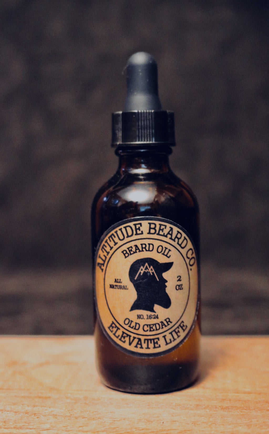 OLD CEDAR BEARD OIL