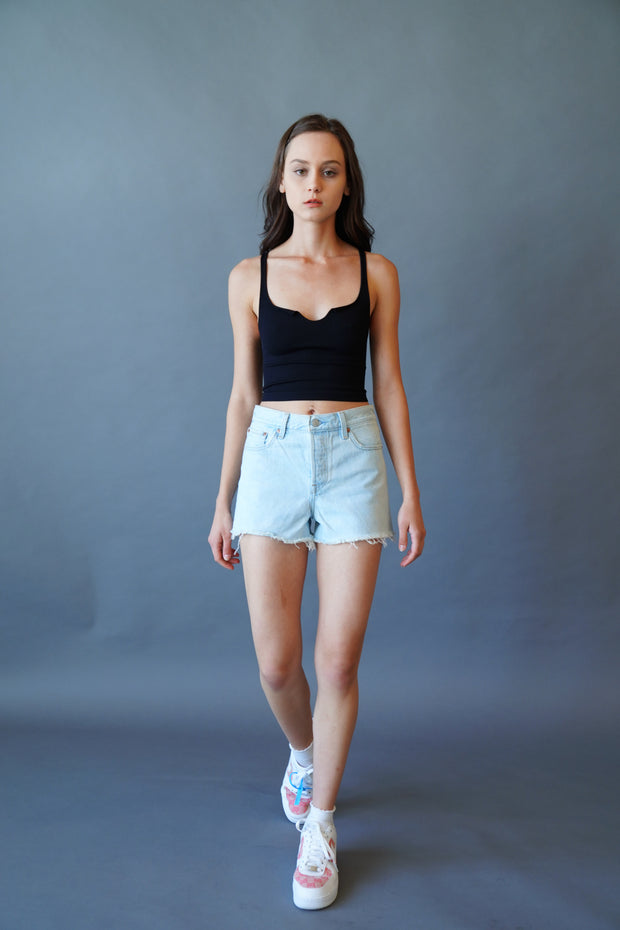 Levi's, 501, denim, denim shorts, shorts