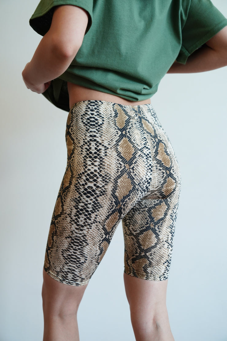 Donatella Bike Shorts