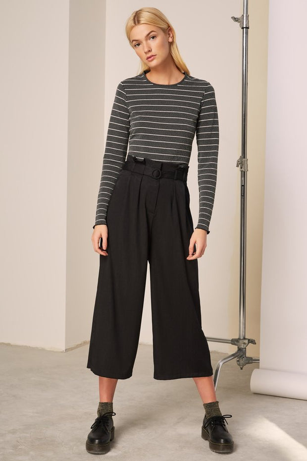 Lotti Trouser Black