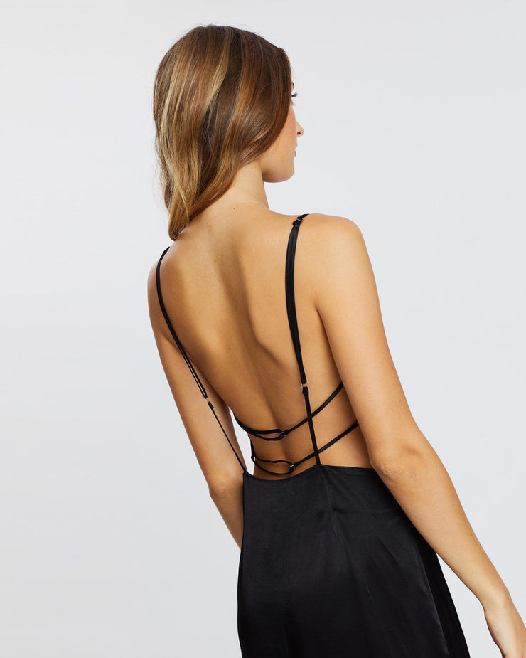 Trapped Slip Dress