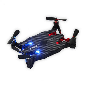 Ultra Slim Automatic Foldable Wifi Quadcopter Drone