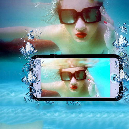 Waterproof Phone Cases For iPhone 7 6 6s Plus 5 5S SE